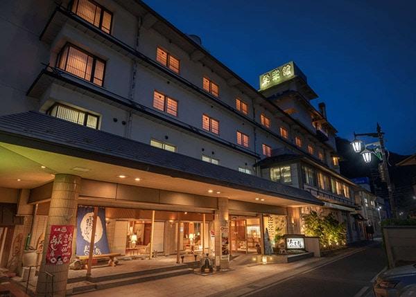 旅館の画像