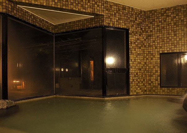 磐梯熱海温泉食事付き日帰り入浴