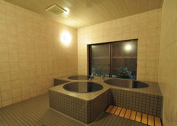深山荘五右衛門風呂