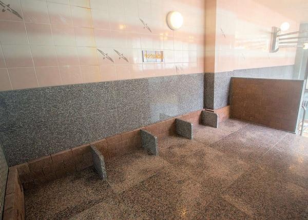 水林亭ラジウム岩盤浴